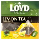 Loyd Black Tea Flavoured with Lemon 20 x 1.7g