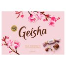 Fazer Geisha Milk Chocolate Candies Filled with Hazelnut and Nougat 150g