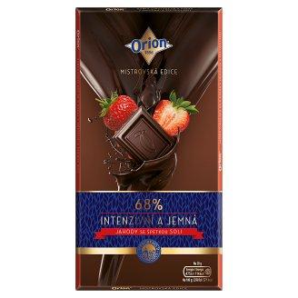 ORION Extra Dark Strawberry Salt 100g