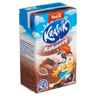 Tatra Kravík Milk with Cocoa Flavour 250ml
