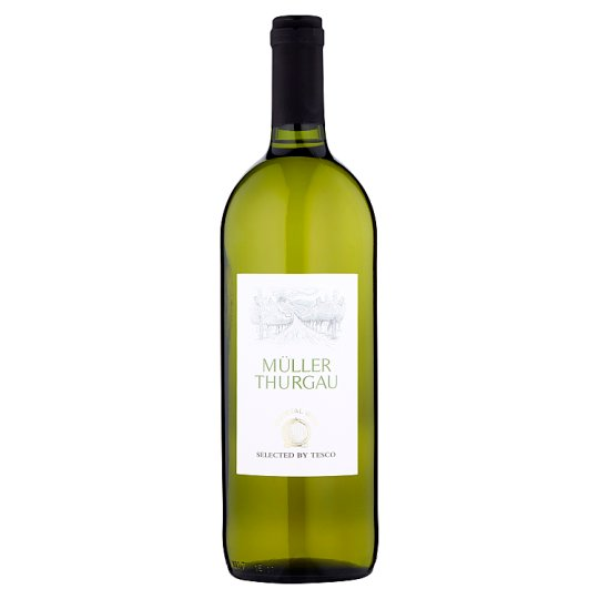 Müller Thurgau White Dry Wine 1L