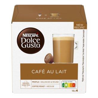 NESCAFÉ Dolce Gusto Café au Lait - kávové kapsle - 16 kapslí v balení