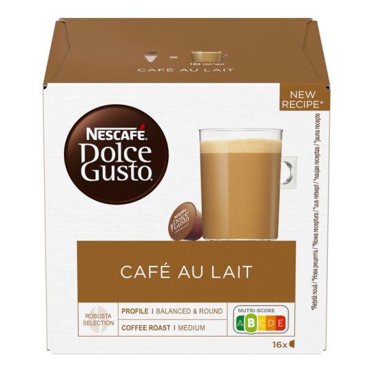 NESCAFÉ® Dolce Gusto® Café au Lait - kávové kapsle - 16 kapslí v balení