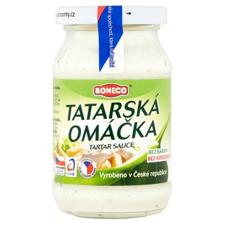 Boneco Tatarská omáčka 220ml