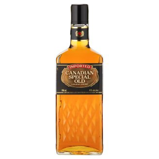 Canadian Special Old Kanadská whisky 70cl