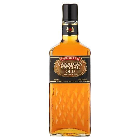 Canadian Special Old Kanadská whisky 70cl
