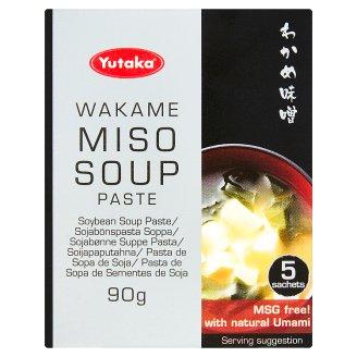 Yutaka Wakame Miso polévka 5 sáčků 90g