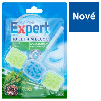 Go for Expert Pine WC blok 45g