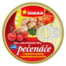 Sokra Roasted Sprats in Tomato Sauce 240g
