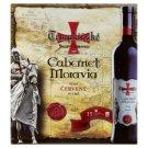Templářské Sklepy Čejkovice Cabernet Moravia Dry Red Wine 3L