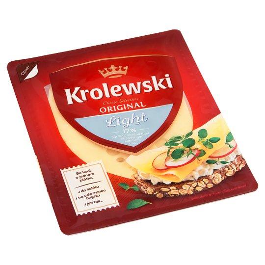 Krolewski Light Cheese Sliced 100g