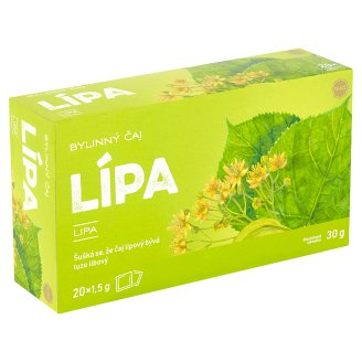 Panda Natur Linden Herbal Tea 20 Bags 30g
