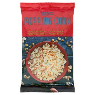Tesco Popping Corn 500g