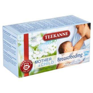 TEEKANNE Mother & Child, Bylinný čaj pro kojící matky, 20 sáčků, 36g