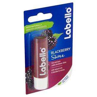 Labello Blackberry Shine Tónovací balzám na rty 4,8g
