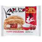 The Bakers Karuzo Cream Pita Cherry Cheesecake Cream 62g