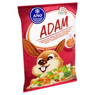 ANO Adam zeleninová směs hluboce zmrazená 350g
