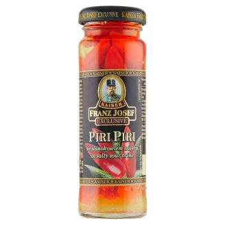 Kaiser Franz Josef Exclusive Peppers Piri Piri in Brine 100g