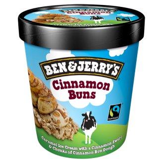 Ben & Jerry's Cinnamon Buns zmrzlina 500ml
