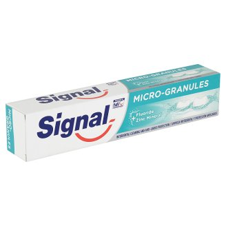 image 1 of Signal Microgranules Toothpaste 75ml