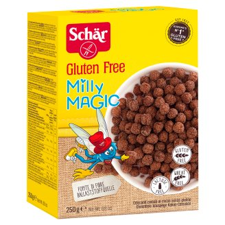 Schär Milly Magic Chocolate Cereal Gluten Free 250g