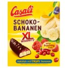 Casali Banana Foam Filled with Fruit Jelly Candy Dipped in Chocolate 140g