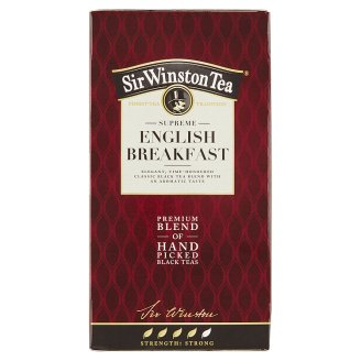 Sir Winston Tea English breakfast, 20 sáčků, 36g