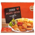 Tesco Breaded Chicken Nuggets 500g