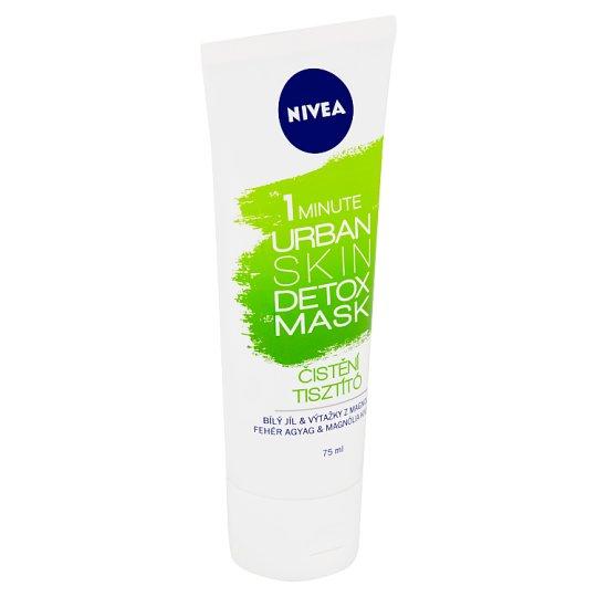 Nivea Essentials Urban Detox Mask 1-Minute Detox Mask 75ml