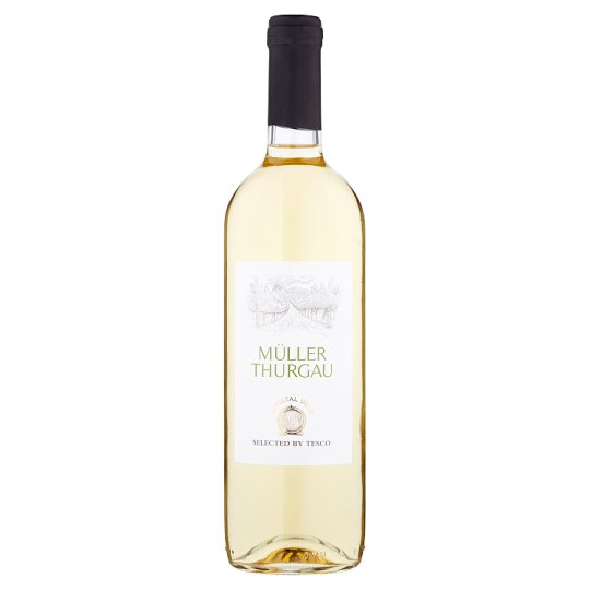 Müller Thurgau White Dry Wine 750ml