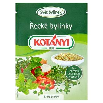 Kotányi Řecké bylinky 15g