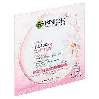 Garnier Skin Naturals Superhydratační zklidňující textilní maska Moisture + Comfort 32g
