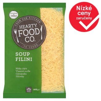 Hearty Food Co. Soup Filini 500g