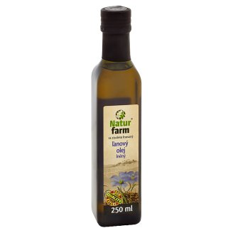 Natur Farm Linseed Oil 250ml