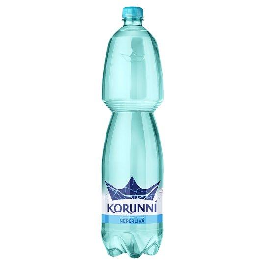 Korunní Přírodní minerální voda neperlivá 1,5l
