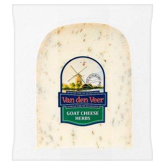 Van den Veer Goat Cheese Herbs 200g