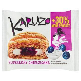 The Bakers Karuzo Cream Pita Blueberry Cheesecake Cream 62g