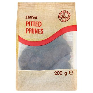 Tesco Pitted Prunes 200g