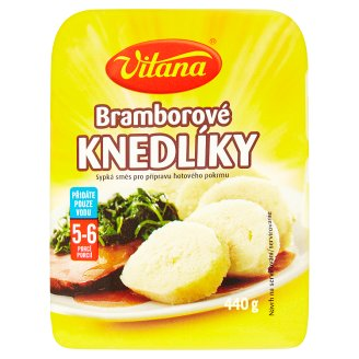 Vitana Potato Dumpling Mix 440g