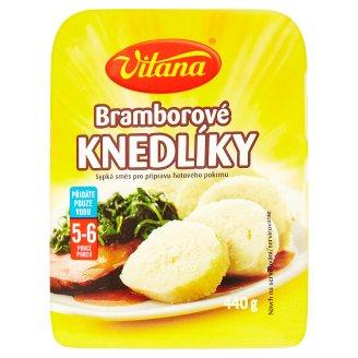 Vitana Bramborové knedlíky 440g