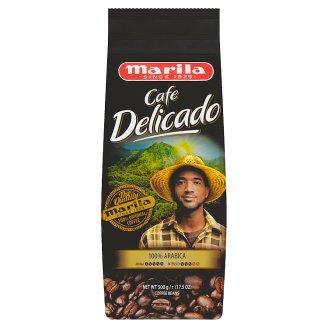 Marila Cafe Delicado pražená zrnková káva 500g