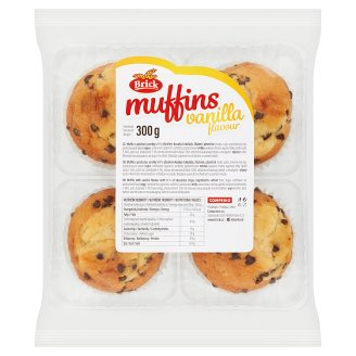 Brick Muffins vanilla 300g