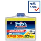 Finish Dishwasher Cleaner Lemon 2 x 250ml