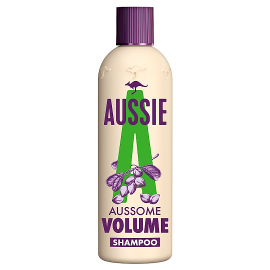Aussie Aussome Volume Šampon Pro Jemné Zplihlé Vlasy 300ml