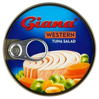 Giana Western tuňákový salát 185g