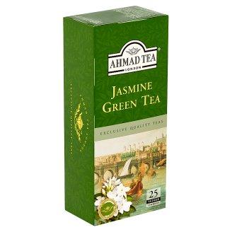 Ahmad Tea Zelený čaj ovoněný květy jasmínu 25 x 2g
