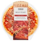 Tesco Pizza Meat Feast 394g