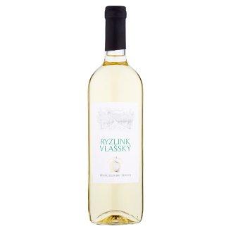 Ryzlink Vlašský Dry White Wine 750ml