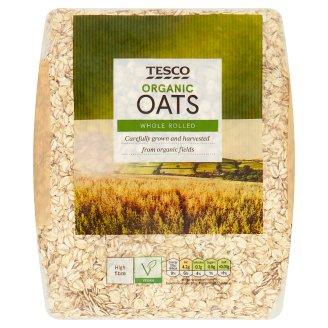 Tesco Organic Porridge Oats 750g