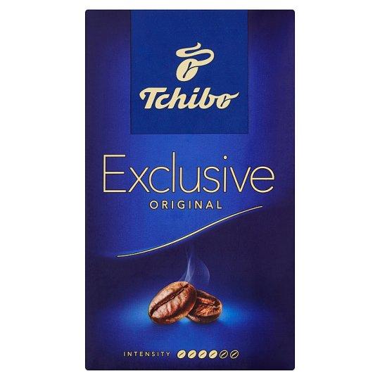 Tchibo Exclusive Pražená mletá káva 250g